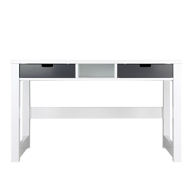 Bopita Bureau 'Sybe' 120 x 60cm, kleur wit
