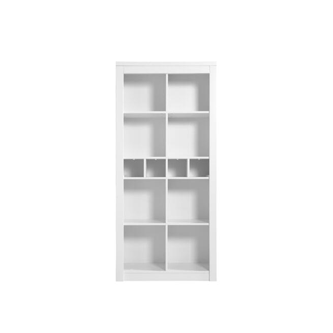 Bopita Boekenkast 'Kim' kleur wit