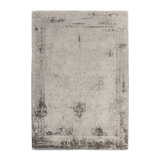 Kayoom Vloerkleed 'Nostalgia 285' kleur Grijs / Antraciet, 120 x 170cm