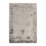 Kayoom Vloerkleed 'Nostalgia 285' kleur Grijs / Antraciet, 160 x 230cm