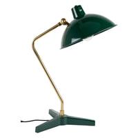 Dutchbone Tafellamp 'Devi' 52cm, kleur Groen