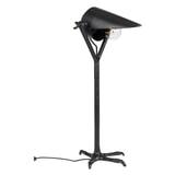 Dutchbone Tafellamp 'Falcon' 62cm, kleur Zwart