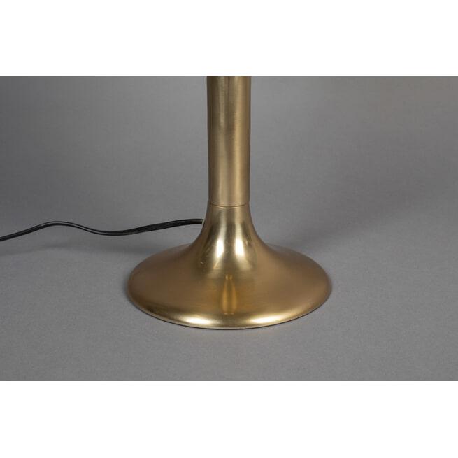 Dutchbone Tafellamp 'Barun', 51cm, kleur Goud