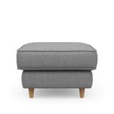 Rivièra Maison Hocker 'Kendall' Cotton, kleur Grey