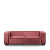Rivièra Maison 3,5-zits Bank 'Hampton Heights' Velvet, kleur Misty Rose