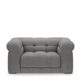 Rivièra Maison Loveseat 'Cobble Hill' Washed Cotton, kleur Grey