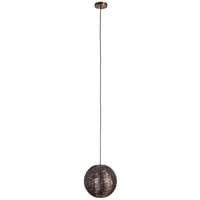 Dutchbone Hanglamp 'Cooper' Rond, 30cm