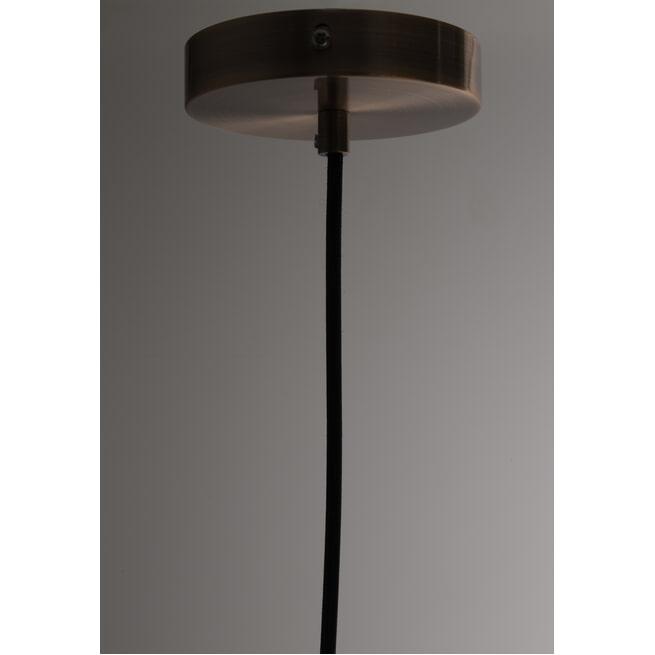 Dutchbone Hanglamp 'Cooper' Rond