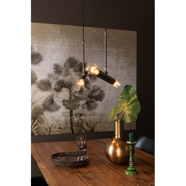 Dutchbone Hanglamp 'Doppio' 30,5cm