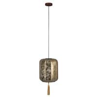 Dutchbone Hanglamp 'Suoni' 30cm, kleur Goud