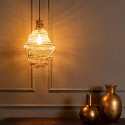 Dutchbone Hanglamp 'Luca' 36cm