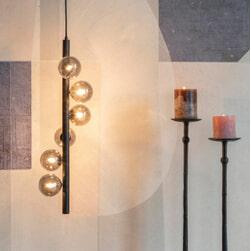 ZILT Hanglamp 'Monique' 6-lamps