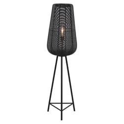 Light & Living Vloerlamp 'Adeta' kleur Mat Zwart