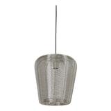 Light & Living Hanglamp 'Adeta' 31cm, nikkel