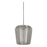 Light & Living Hanglamp 'Adeta' 28cm, nikkel