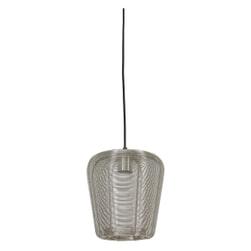 Light & Living Hanglamp 'Adeta' nikkel