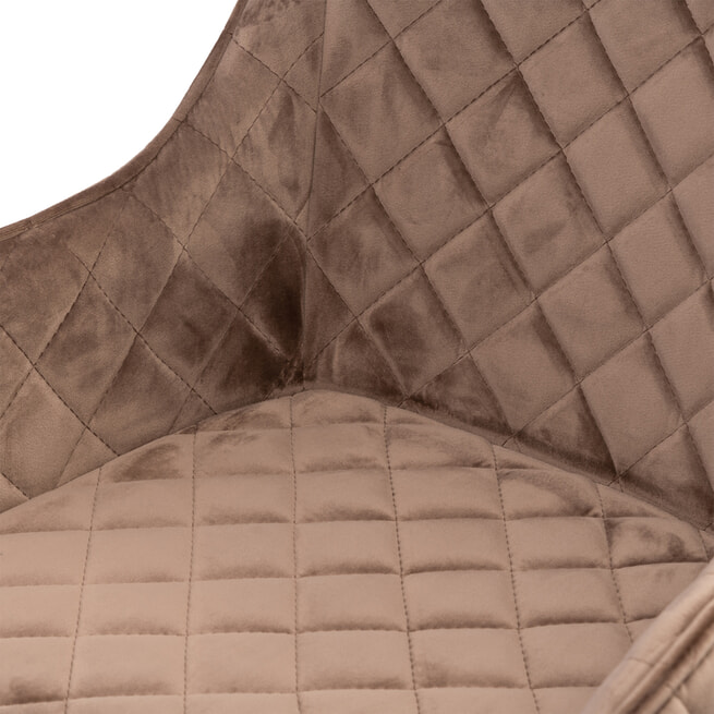 Rivièra Maison Barstoel 'Frisco Drive' Velvet III (zithoogte 67cm)