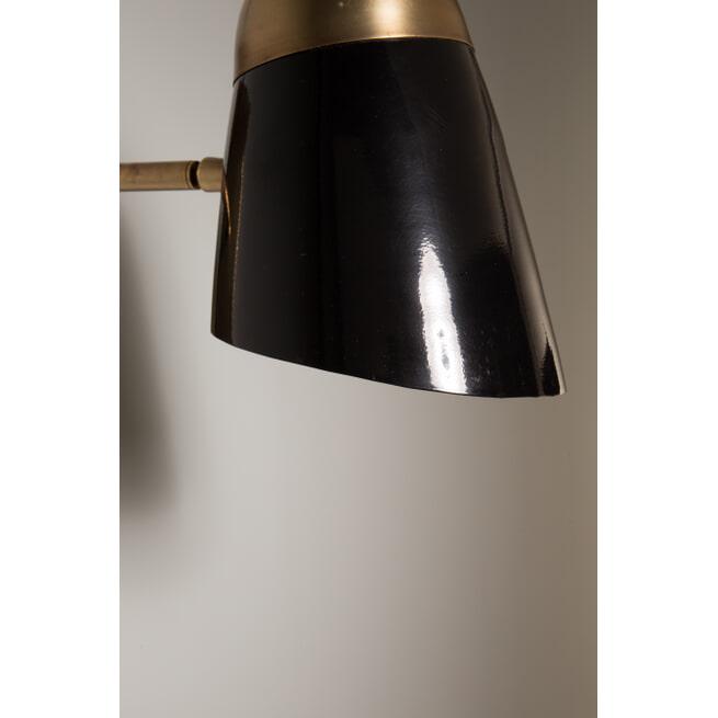 Dutchbone Wandlamp 'Old School' 18cm