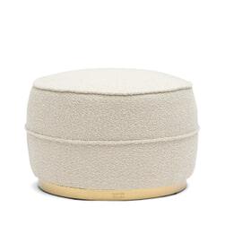 Rivièra Maison Hocker 'Taylor' Bouclé, kleur White Sand