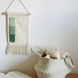 Kave Home Wandkleed 'Amorela' 20 x 30cm
