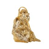 Richmond Decoratie 'Gorilla Music' kleur Goud