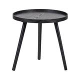 WOOOD Bijzettafel 'Mesa' 45cm, kleur Zwart