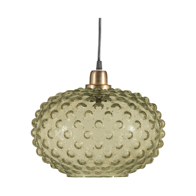 BePureHome Hanglamp 'Soap' kleur Warm Groen
