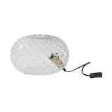 BePureHome Tafellamp 'Soap' kleur Transparant