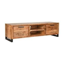 LABEL51 TV-meubel 'Glasgow' Mangohout, 160cm
