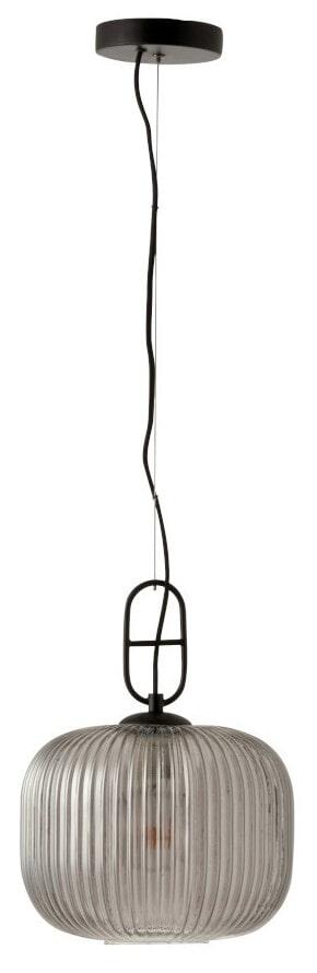 J-Line Hanglamp 'Benedicta' Marmer, Ø25cm