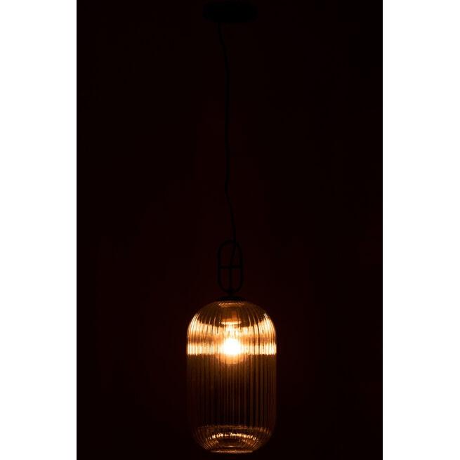 J-Line Hanglamp 'Benedicta' Marmer
