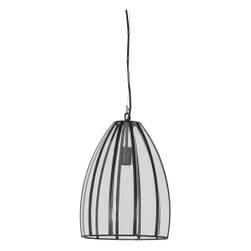 Light & Living Hanglamp 'Xamo' kleur Mat Zwart
