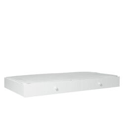 Bopita Bedlade 'Narbonne' 90 x 200cm, kleur wit