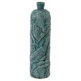 Light & Living Vaas 'Lavero' 59cm, kleur Donkergroen