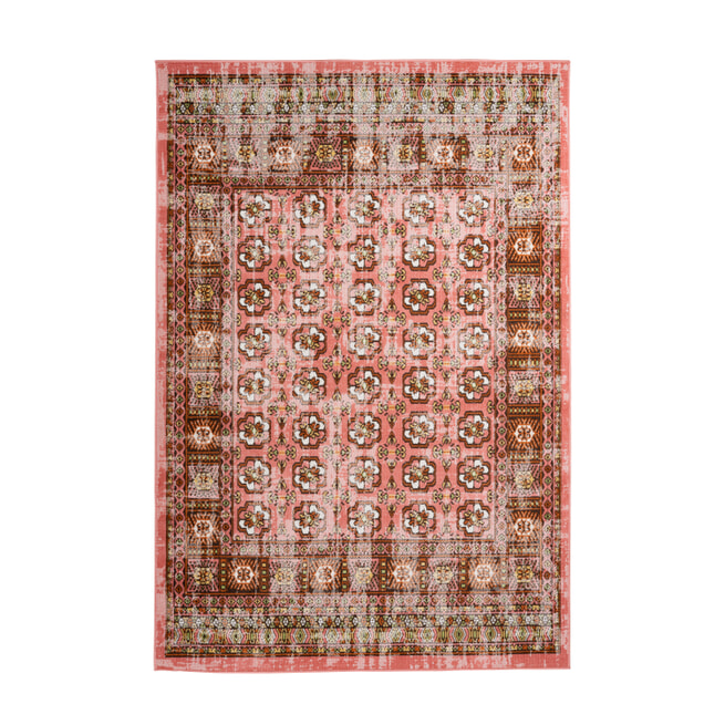 Kayoom Vloerkleed 'Ariya 625' kleur Rood