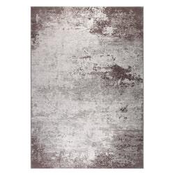 Dutchbone Vloerkleed 'Caruso' 200 x 300cm, kleur Distressed Brown