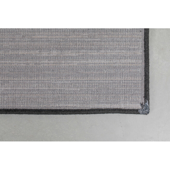 Dutchbone Vloerkleed 'Keklapis' kleur Grey