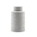 By-Boo Pot 'Ming' 33cm, kleur grijs