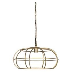 LivingFurn Hanglamp 'Iris' Ø53cm