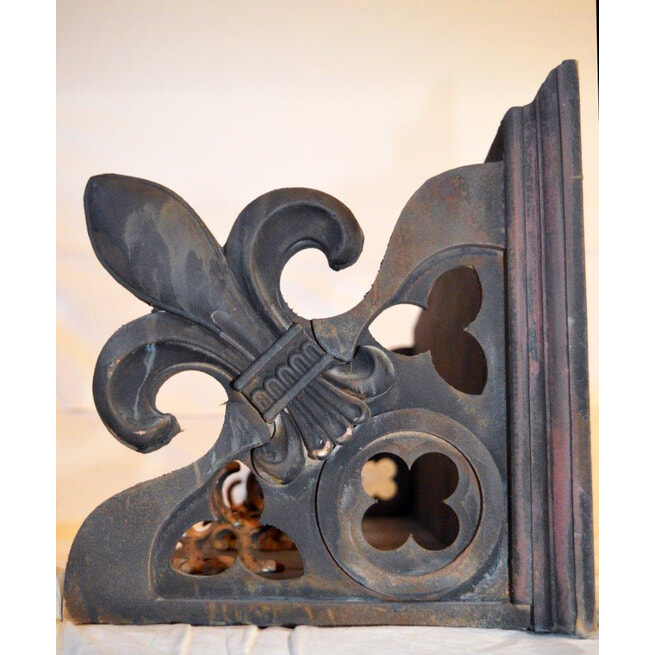 PTMD Kapstok 'Sabi', Hout, 100 x 30 x28cm, kleur Bruin