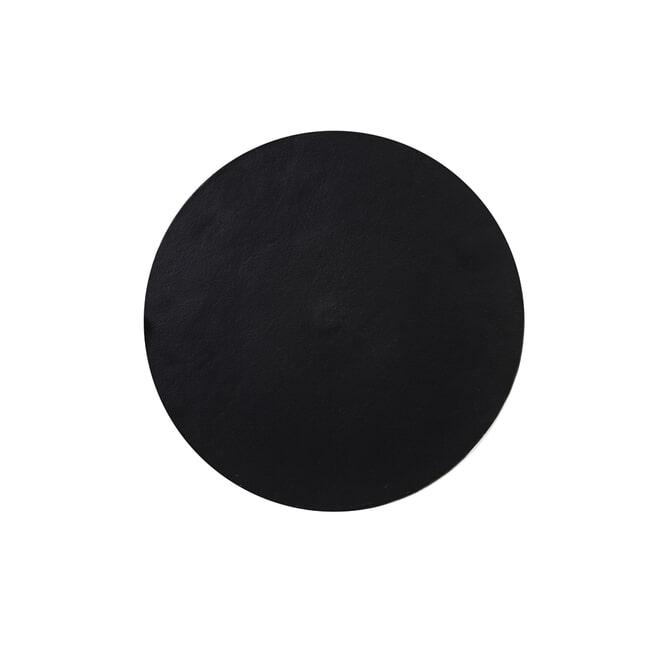 Light & Living Bijzettafel 'Molo', mat zwart