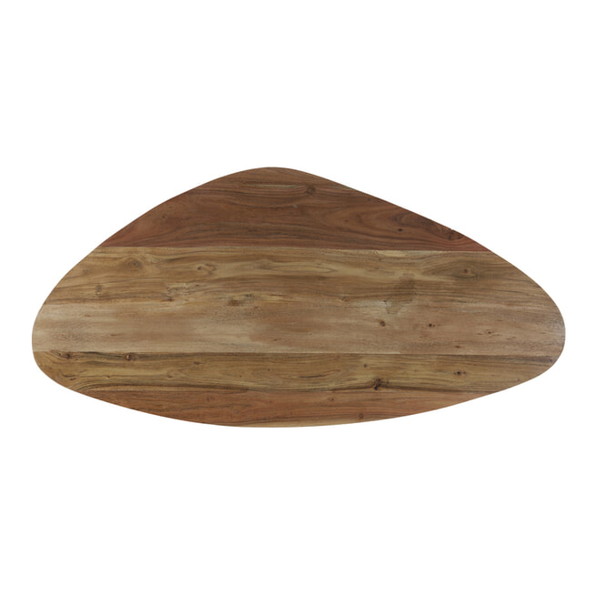 Light & Living Salontafel 'Chevano' 120 x 65cm, hout naturel