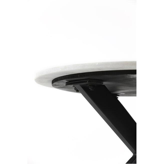 Light & Living Ronde Salontafel 'Tomochi' Ø65cm