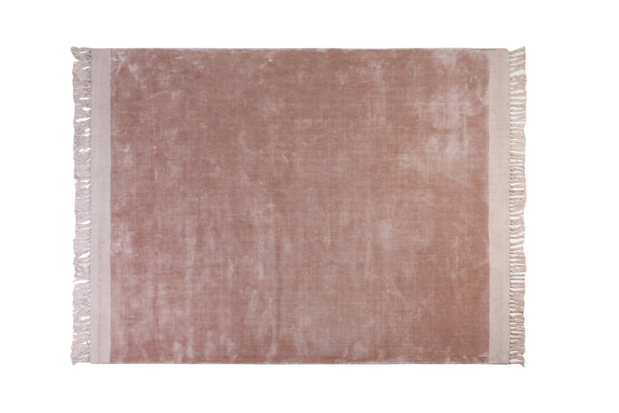 Light & Living Vloerkleed 'Sital' 160 x 230cm, kleur Roze
