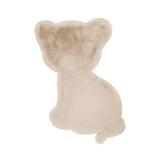 Kayoom Vloerkleed 'Tijgertje' kleur Crème, 69 x 90cm