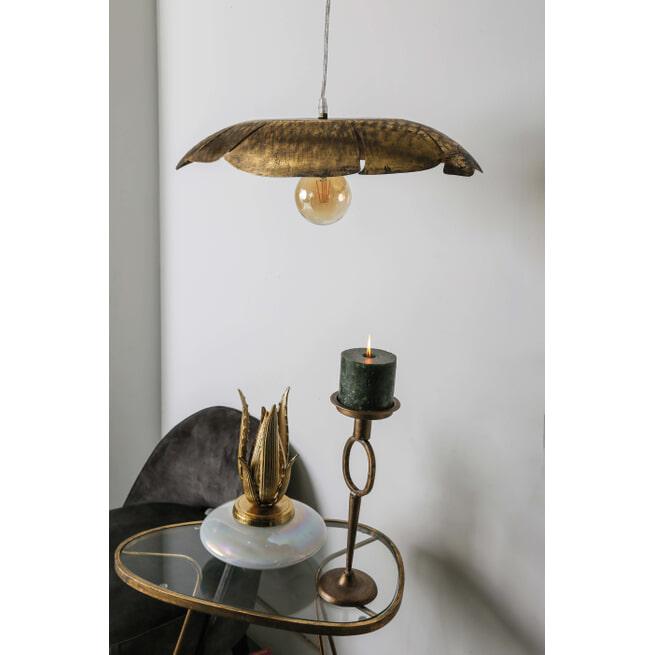 PTMD Hanglamp 'Lasse' Goud