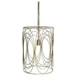 PTMD Hanglamp 'Nadia' Goud