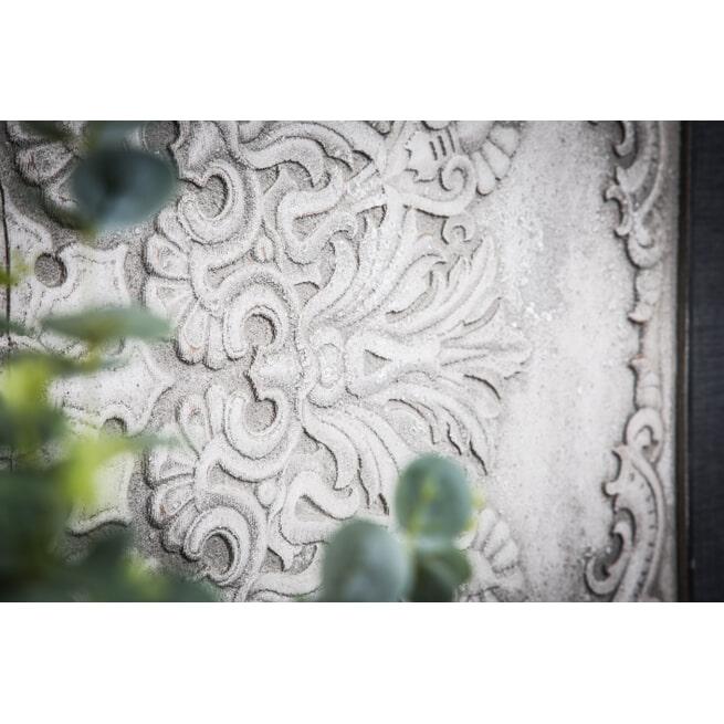 PTMD Wandpaneel 'Lorenz, Hout, 121cm, kleur Wit