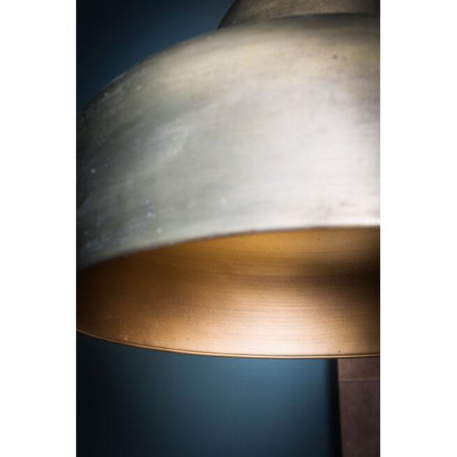 PTMD Hanglamp 'Danley', 142 x 51cm, kleur Goud