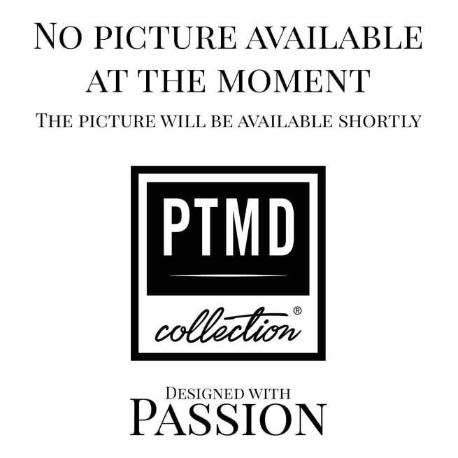 PTMD Hanglamp 'Danice', Metaal, 30 x 18 x 18cm, kleur Goud